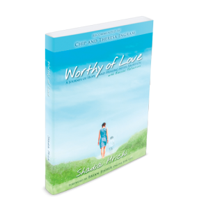 Worthy of Love: A Journey of Hope and Healing After Abortion by Shadia Hrichi