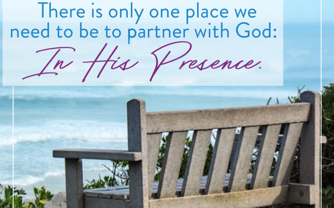Partnering with God to Leave a Legacy