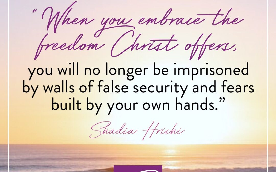 How Can You Experience Freedom in Christ?