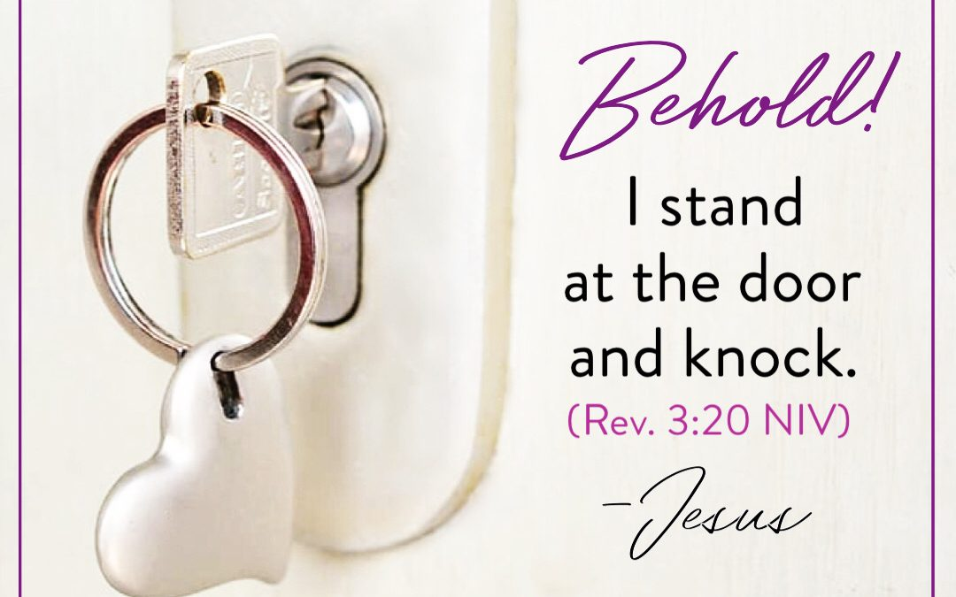 Is Jesus Knocking on the Door of Your Heart? (Insights on Revelation 3:20)