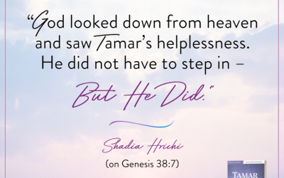 When We Need God To Step In . . .